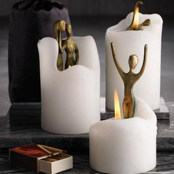 Spirit Candle at Wrapables, Candles