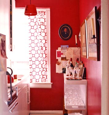 miscellaneous - Benjamin Moore - Confederate Red Thanks to DM!