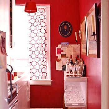 Miscellaneous, Benjamin Moore Confederate Red