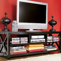 Storage Furniture - Arbor Media Stand | Pottery Barn - media console