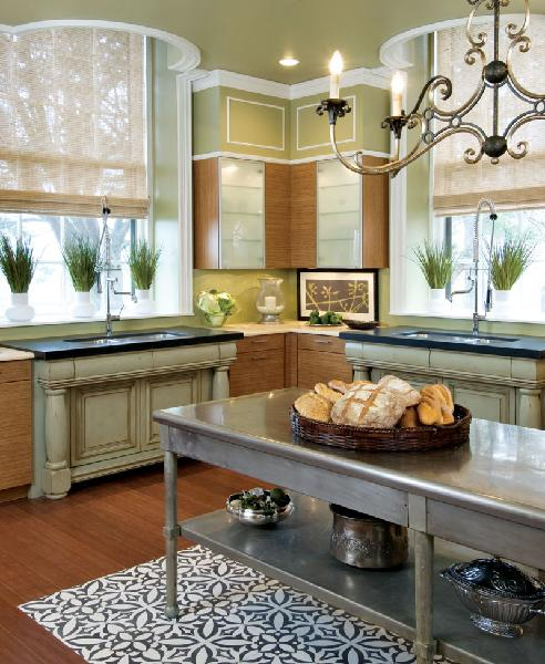 1b0e134479c1 Natural Kitchen: Style, Develop and Color It