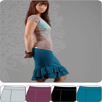 Miscellaneous - Twice Shy - skirt