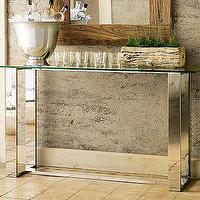 Tables - Wright Console Table | Pottery Barn - console table