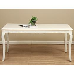 Tables - Zenia Dining Table from Overstock.com - dining table