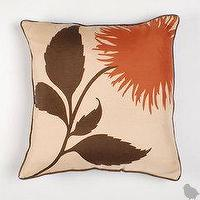 Pillows - Thomas Paul Dahlia Silk Twill Pillow - pillow