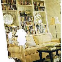 miscellaneous - bookshelves,  Inspiration for bookshelves for den