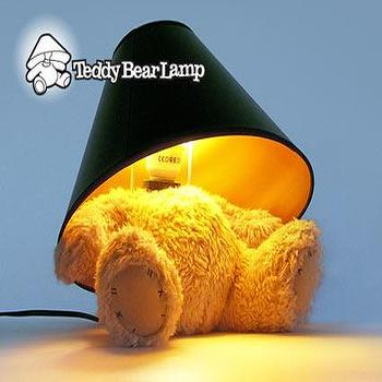 Lighting - TEDDY BEAR LAMP - teddy bear lamp
