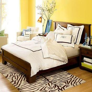 Beds/Headboards - Sumatra Bed | Pottery Barn - bed, wood