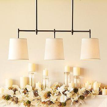 Grant Chandelier, Pottery Barn