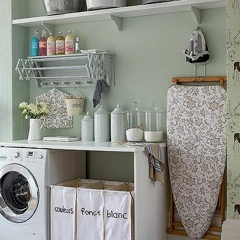 Laundry Room Ideas, Vintage, laundry room