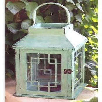 Decor/Accessories - Garden Lantern - Table Accents - Home Accents - Home Decor | HomeDecorators.com - lantern