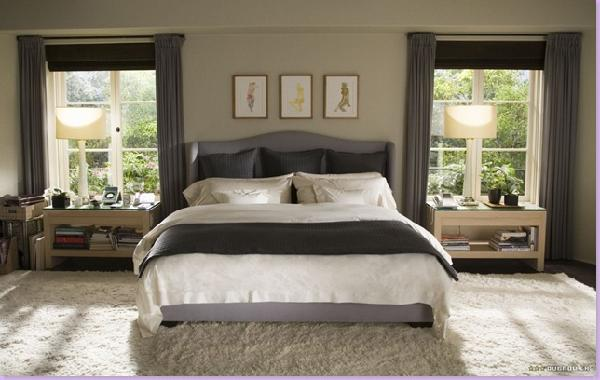 Gray and purple room traditional bedroom - Lavender and gray bedroom ...