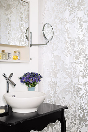 black silver wallpaper. Silver metallic wallpaper in