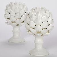 Decor/Accessories - Z Gallerie - Ceramic Artichoke - accessories