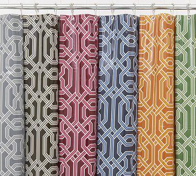Pottery Barn Kids Shower Curtains Curtains Blinds