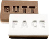 Butt/face Soap