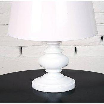 Lighting - UrbanOutfitters.com > Mini Spindle Lamp Base - lamp