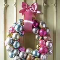 Miscellaneous - EDDIE ROSS - ornaments, wreath