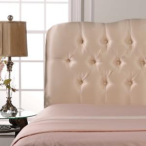 Highgate Manor Tufted Headboard at HSN.com