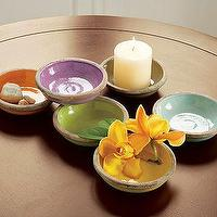 Decor/Accessories - Finger Bowls | Pottery Barn - bowls, finger bowls