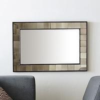 Cube Mirror Lamp West Elm Sale 69