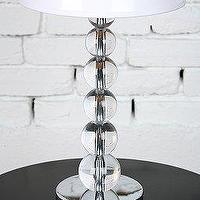 Lighting - UrbanOutfitters.com > Resin Ball Lampbase - lamp