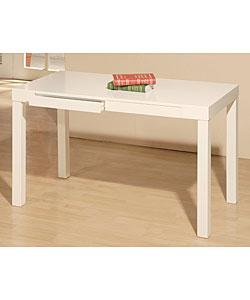 Storage Furniture - Student Desk White from Overstock.com - parson desk