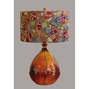colorful lamp