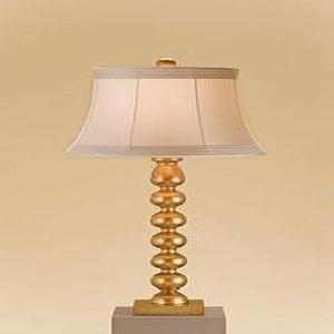 Lighting - Suncrest Table Lamp by Currey & Company 6690 - table lamp, gold