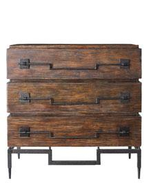Storage Furniture - chest - drop handle chest