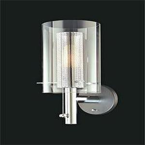 Lighting - wall sconce - wall sconce with pull chain switch