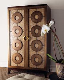 Storage Furniture - armoire - circles armoire