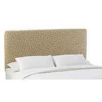 Beds/Headboards - Fret Work Slipcover : Target - headboard slipcover