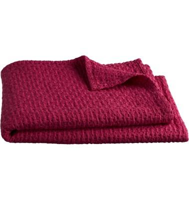 Bedding - throw - pink throw