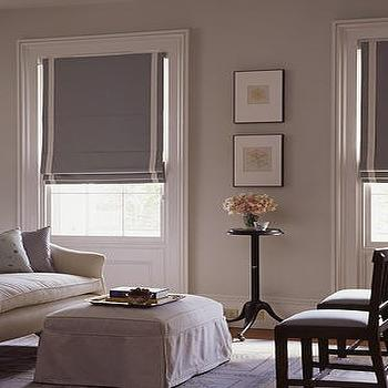 Eric Piasecki Photography - bedrooms - gray walls, gray paint, gray wall paint, farrow and ball grays, farrow and ball gray paint,  Soft gray