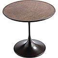 Tables - tulip side table - side table, iron