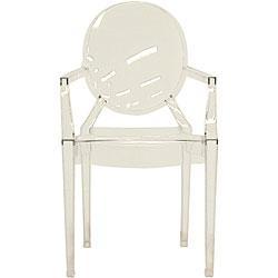 Ikea tobias chair 100 for Clear acrylic chairs ikea