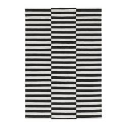 Rugs - IKEA | Rugs | Large & medium rugs | IKEA STOCKHOLM RAND | Rug - Black and White Striped Rug