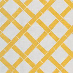 Fabrics - KEY WEST WHITE/YELLOW - Yellow - Shop By Color - Fabric - Calico Corners - Yellow Fabric