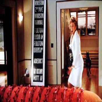 Art/Wall Decor - Monster In Law  - Subway Roll Sign - Subway, Roll Sign, Monster In Law