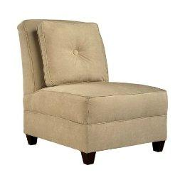 Seating - Sierra Armless Chair - Stone : Target - chair