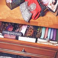 closets - closet,  closet organized drawers
