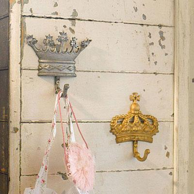 shabby chic baby rooms