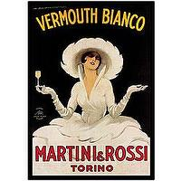 Art/Wall Decor - Marcello Dudovich 'Martini & Rossi' Framed Art from Overstock.com - art