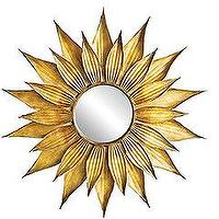 Mirrors - Sunflower Mirror - Sunflower Mirror
