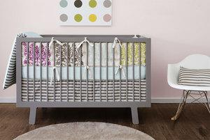 Bedding - DwellStudio Baby Crib Bedding - Charlotte - dwell,crib,bedding,modern