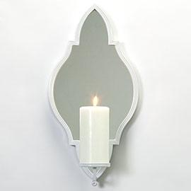 Decor/Accessories - Z Gallerie - Lucerne Sconce - White - Sconce