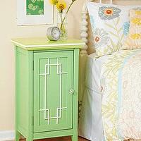 Storage Furniture - 1 Nightstand 5 Ways: Garden Chic - nightstand project