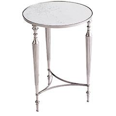 Tables - Pier 1 Mirrored Accent Table - Pier 1 Mirrored Accent Table