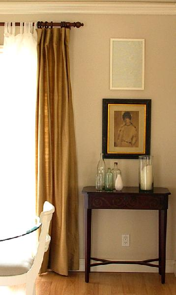 Living Room Valspar Woodrow Wilson Putty